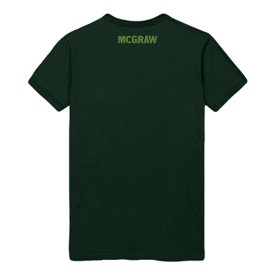 VINTAGE MCGRAW Green Grass Tee