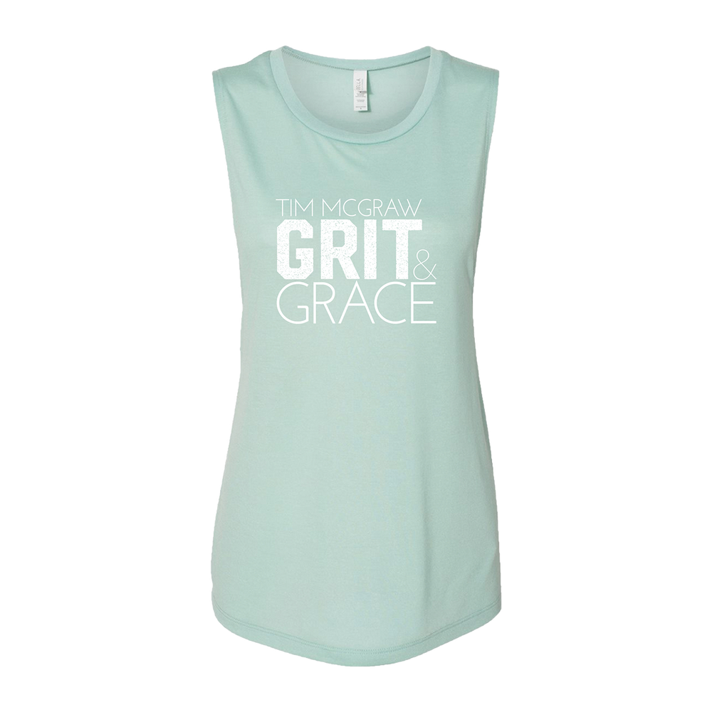 Grit & Grace Book + Tank-Tim McGraw