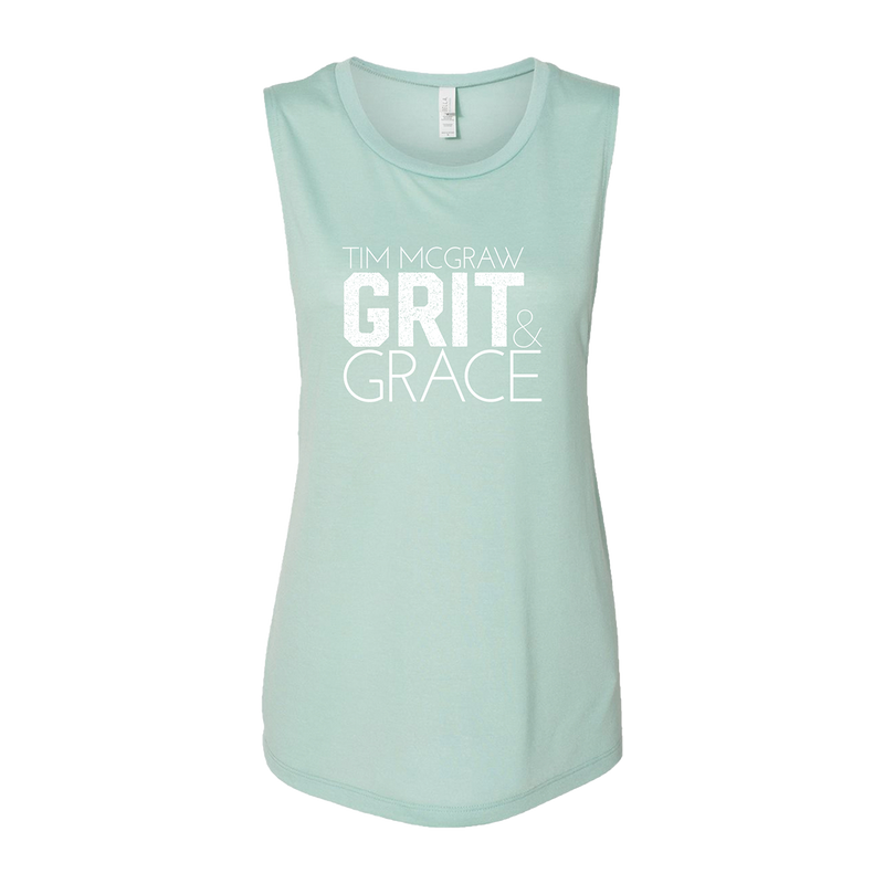Grit & Grace Women's Tank-Tim McGraw