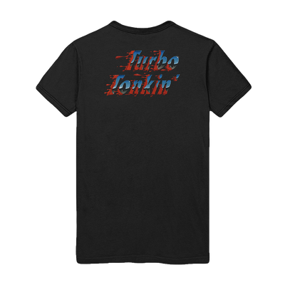 MCGRAW VINTAGE Turbo Tonkin' Tee-Tim McGraw