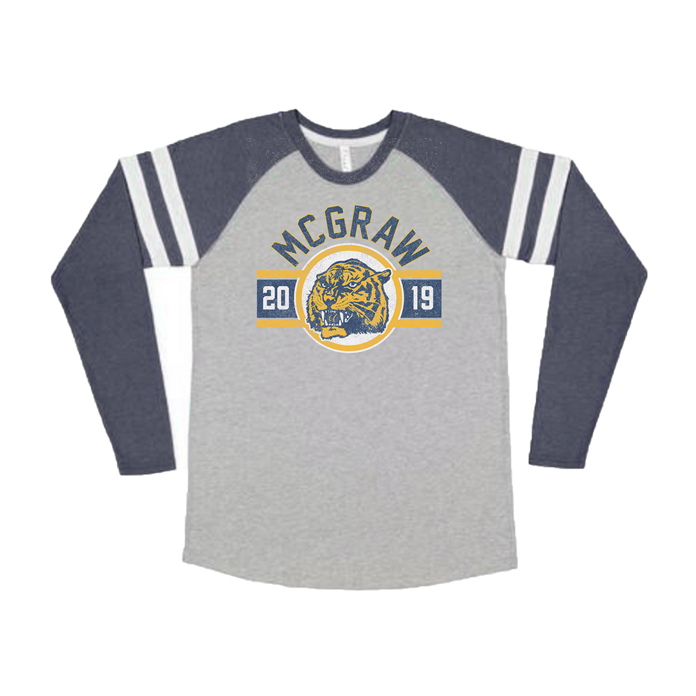 MCGRAW Gameday Longsleeve Tee-Tim McGraw
