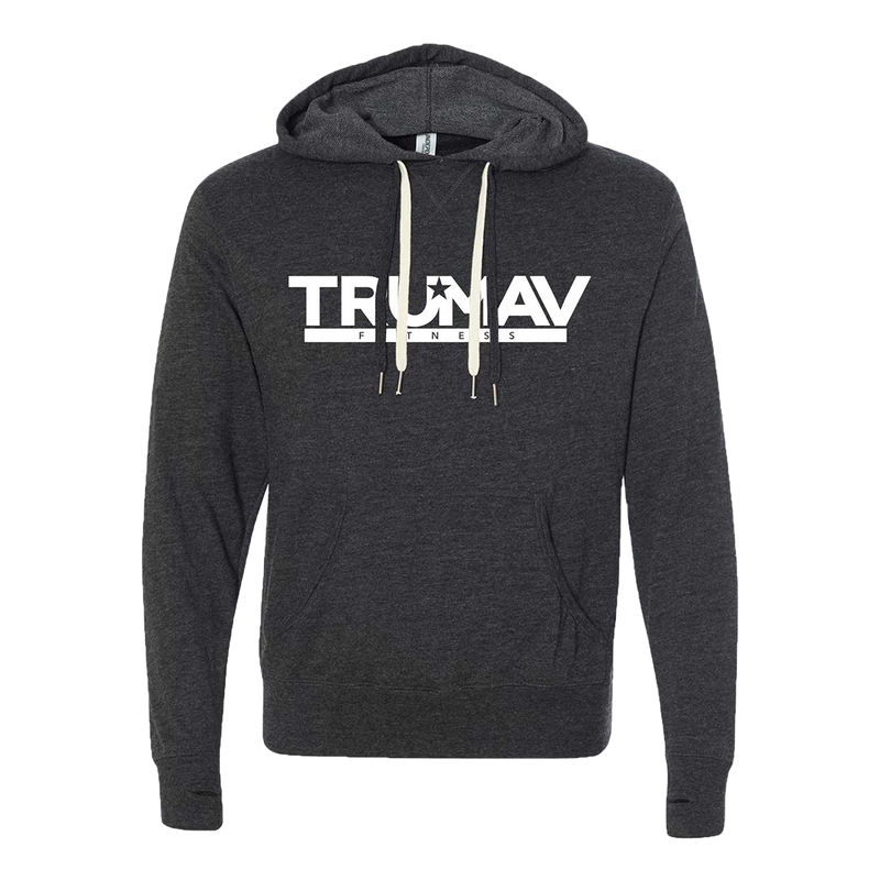 TruMav Charcoal Heather Sweatshirt-Tim McGraw