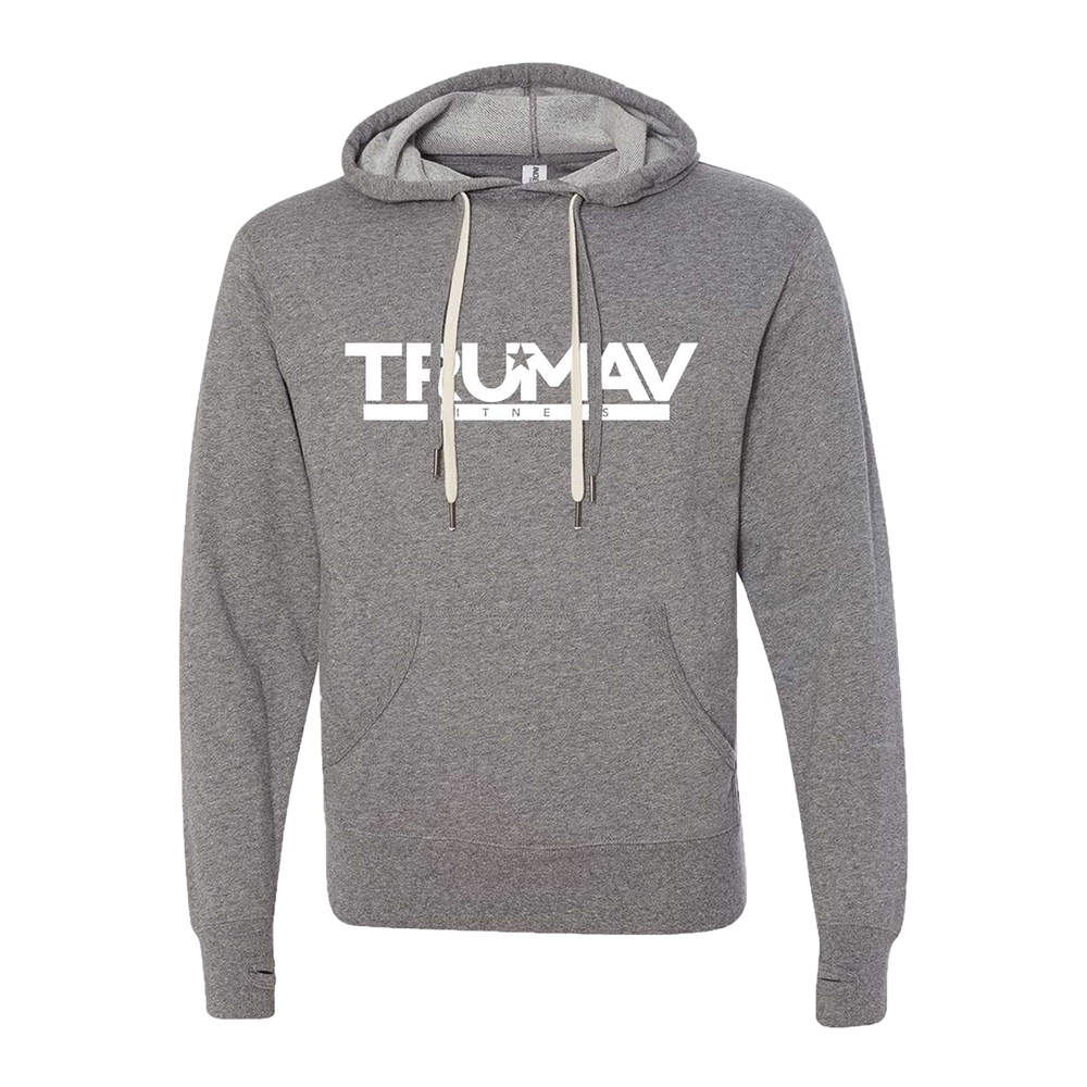 TruMav Heather Gray Sweatshirt-Tim McGraw