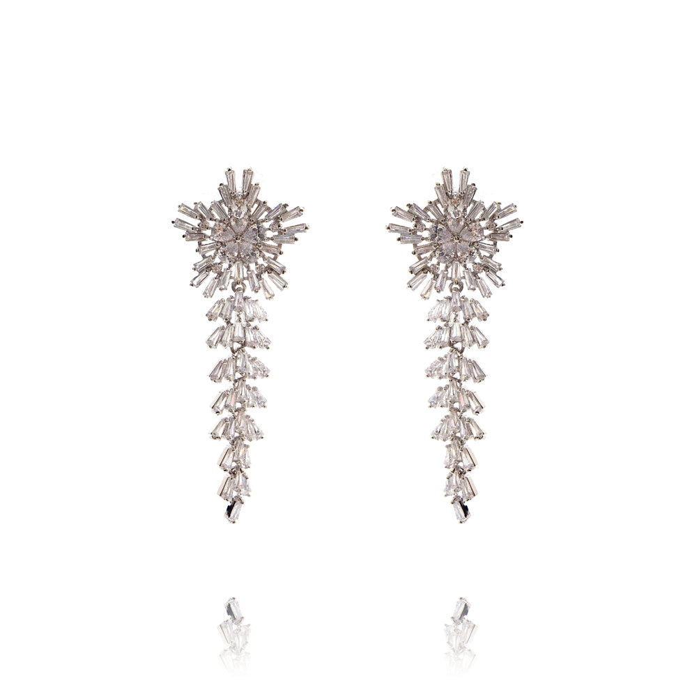 Ice Tail earrings