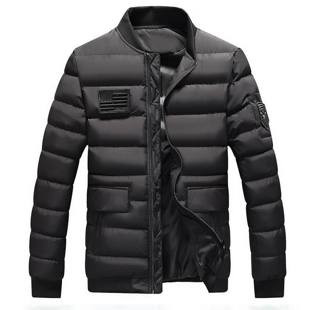Insulated Military Jacket