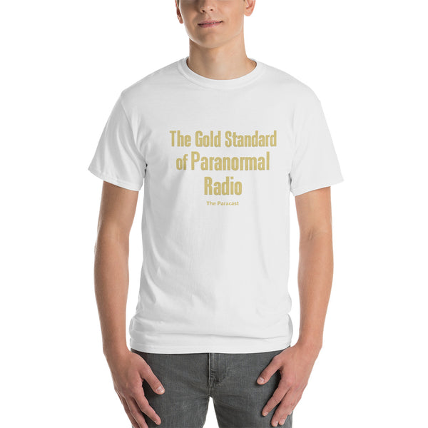 Mens's The Gold Standard Apparel