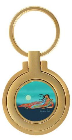 Mother Earth Keyholder