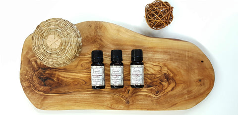 Fragrance Oil by Sequoia