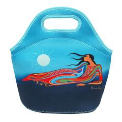 Mother Earth Insulated Lunch Bag