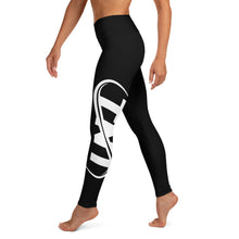 Load image into Gallery viewer, Black TNT Leggings