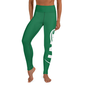 Green TNT Leggings