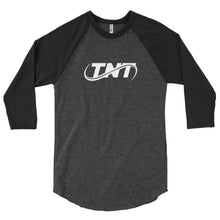 Load image into Gallery viewer, TNT 3/4 sleeve raglan shirt