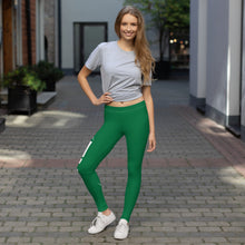 Load image into Gallery viewer, Green TNT Leggings