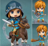 The Legend of Zelda Link with horse Nendoroid