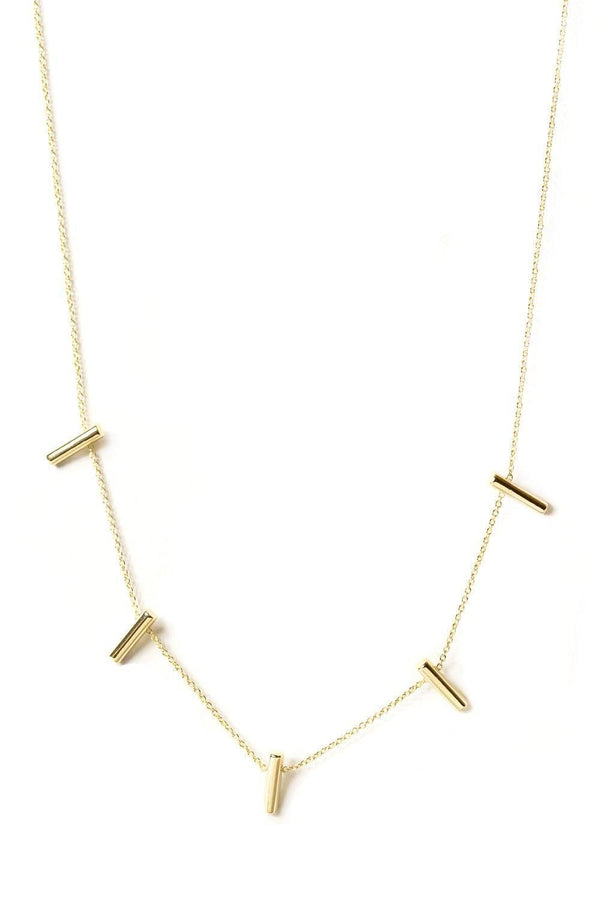 Royal Flush Necklace Gemandi