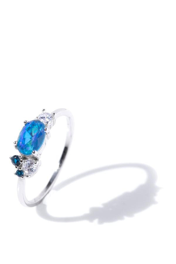Blue Lagoon | Sterling Silver
