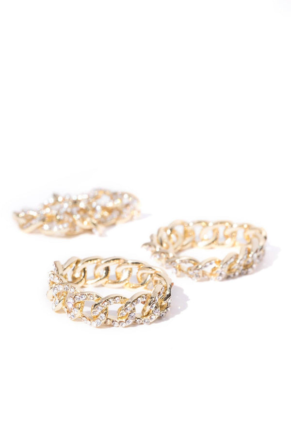 Resort | Chain Ring Ring Gemandi