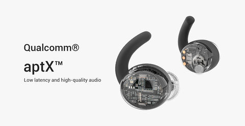 Digi-Mole wireless earbuds implemented Qualcomm QCC3026 chipsets with the latest Bluetooth version 5.0