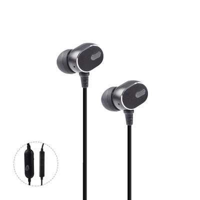 Cave UH3 Hi-Fi 3D Stereo In-ear 3.5mm Plug Gaming Earphones 5.1 Surround Sound Earbuds with Build-in DSP