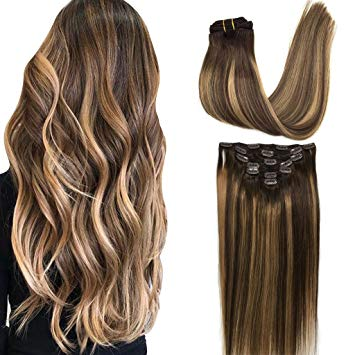 Lovely Hairstyles with Hair Extensions and Hair Weaves