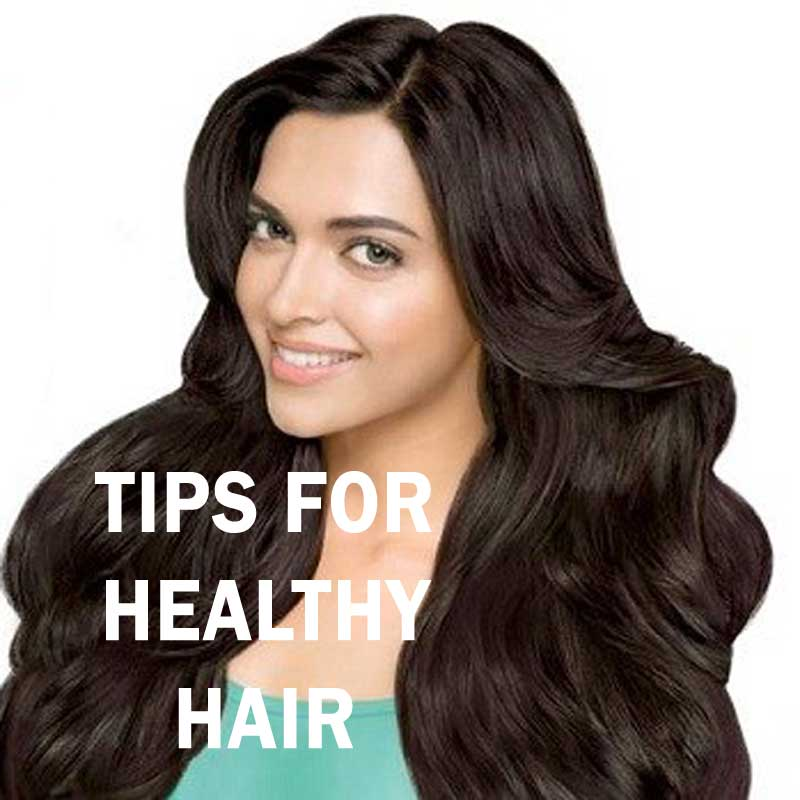 Keeping Healthy Hair throughout the Aging Process
