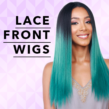 Full Lace Wigs and Lace Front Wigs