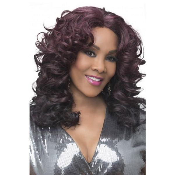 Vivica A Fox - Synthetic Lace Front Wig - SERENITY