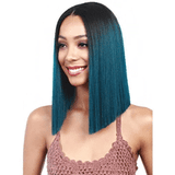 Bobbi Boss - Synthetic Lace Front Wig  brown color