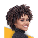 "Harlem 125 - KIMA KALON Crochet Braid - Medium 10"", 20"""