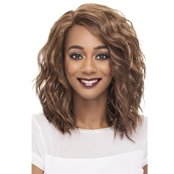 Vivica A Fox Synthetic Lace Front Wig - FINN