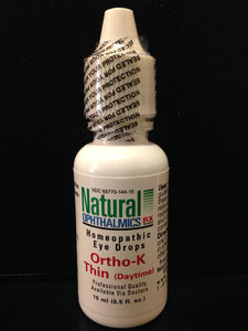 Ortho K Thick Eye Drops