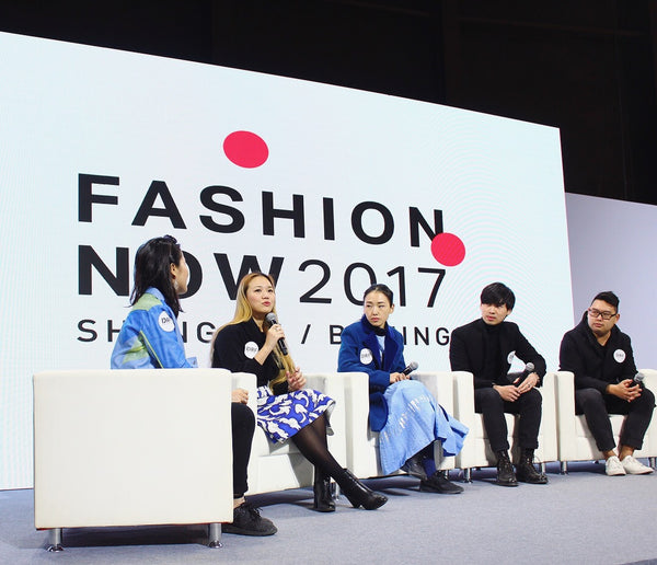 Shanghai Fashion Show ✓ —> Next Up: Mercedes-Benz China Fashion Show