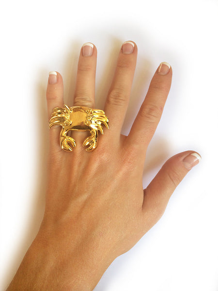 Crustacea Ring