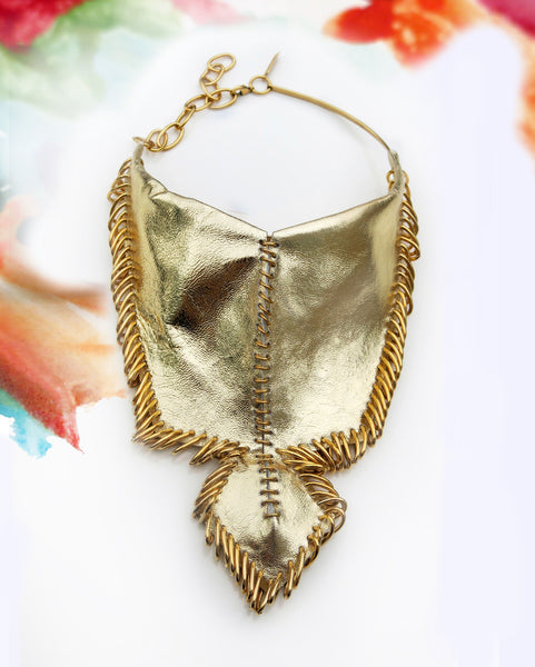 Gold Rush Collar