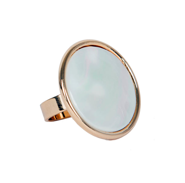 Mother of Pearl Loli Ring