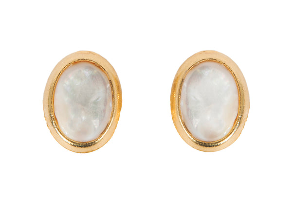 Mother of Pearl Canyon Studs