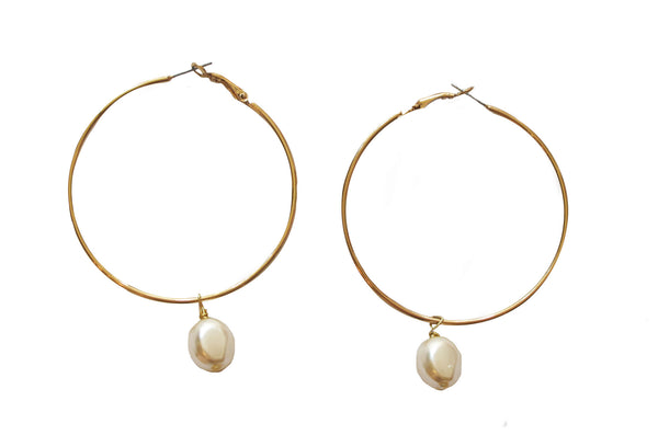 Adorn Small Hoops