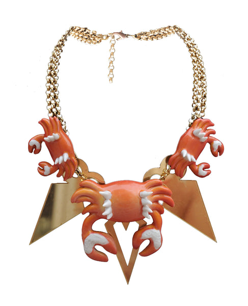 Crustacea Necklace