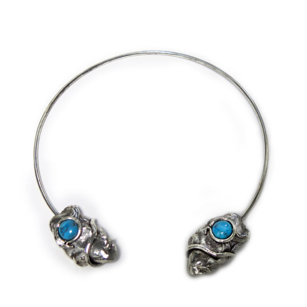 Orbit Collar with Stones