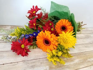 Mixed cut flowers on sale available for same day delivery in Winnipeg.