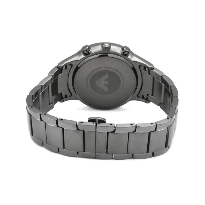 Emporio Armani AR11215 Back Stainless Steel Watch