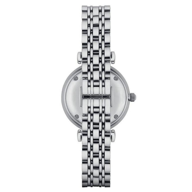 AR1908 Ladies Watch Silver Stainless Steel