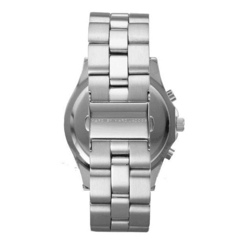 Marc Jacobs Silver MBM3100 Stainless Steel Watch