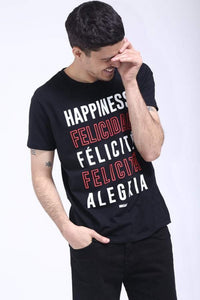 Happiness Men´s T-Shirt