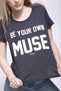 Muse Graphic T-Shirt