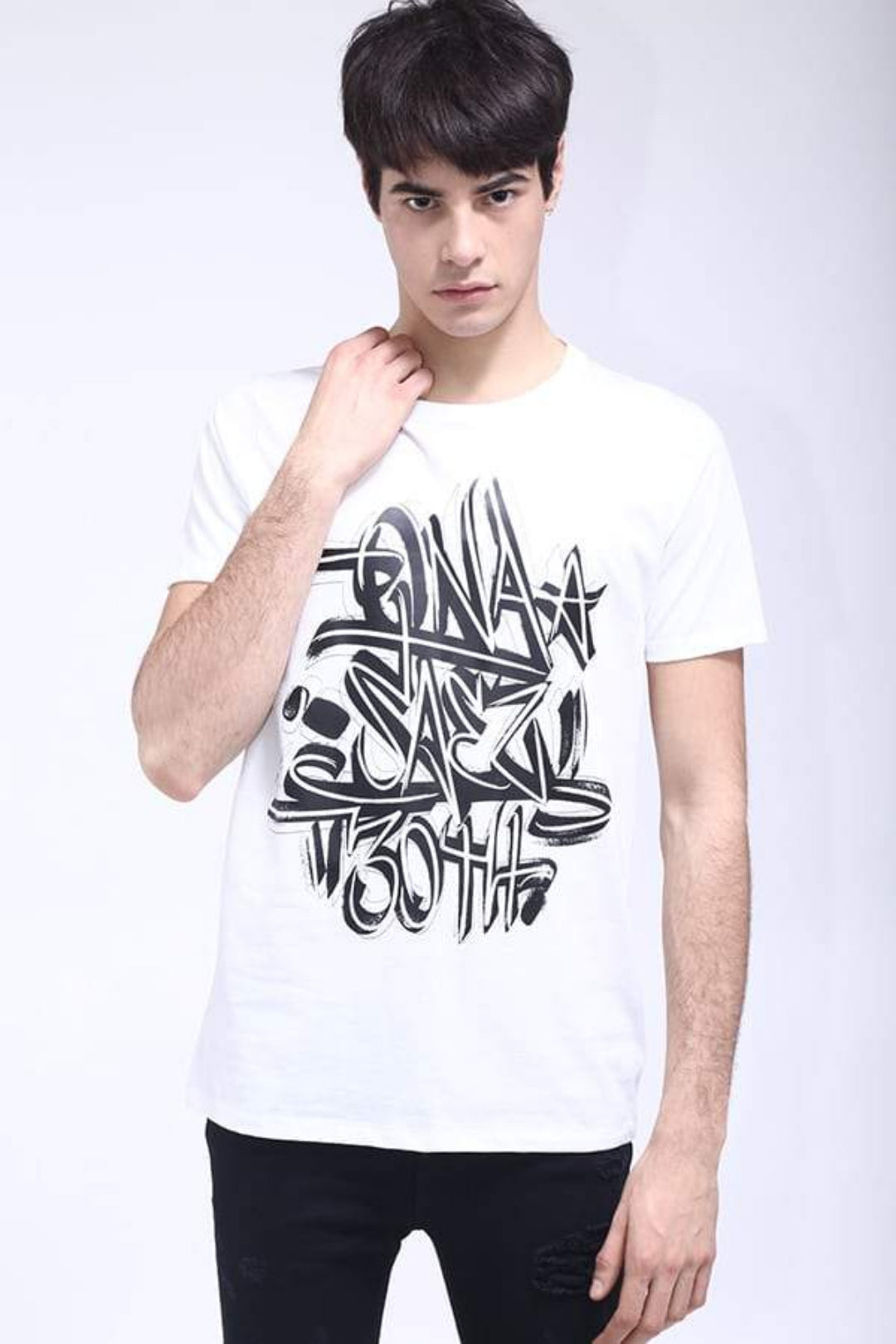 Graffiti Mens T-Shirt