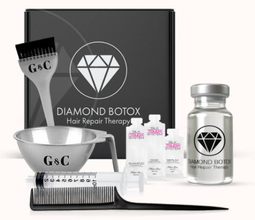 Diamond Botox Home Kit - GVA hair