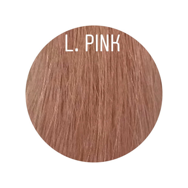 Hot Fusion Color L.Pink GVA hair - GVA hair