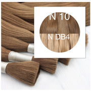 Raw Cut hair Colors LIGHT OMBRE 100 grams - GVA hair