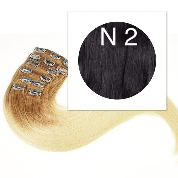 Clips Color 2 GVA hair_Retail price - GVA hair